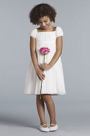 In Stock US Angels 133 Flower Girl Dress Sz 7