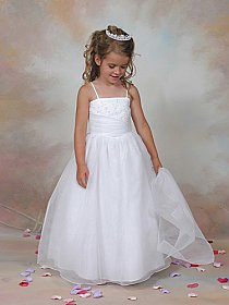In Stock Sweetie Pie 162 Flower Girl Dress Sz 6