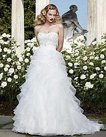 Casablanca 2068 Wedding Dress