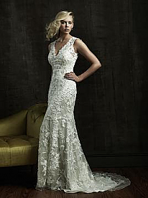 In Stock Allure 8800 Bridal Gown Sz 12