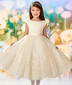 Joan Calabrese 218342 Flower Girl Dress
