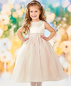 Joan Calabrese 218344 Flower Girl Dress