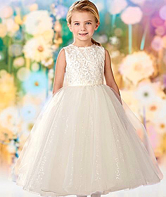 Joan Calabrese 218357 Flower Girl Dress