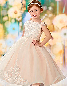 Joan Calabrese 218345 Flower Girl Dress