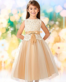 Joan Calabrese 218347 Flower Girl Dress