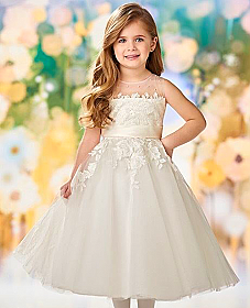 Joan Calabrese 218348 Flower Girl Dress