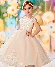 Joan Calabrese 218353 Flower Girl Dress