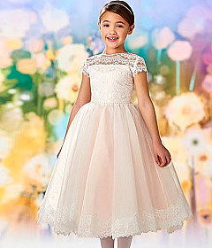 Joan Calabrese 218355 Flower Girl Dress