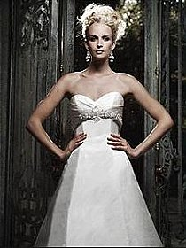 Casablanca Couture B022 Wedding Dress