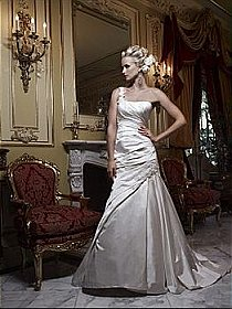 Casablanca Couture B023 Wedding Dress