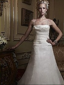 Casablanca Couture B026 Wedding Dress