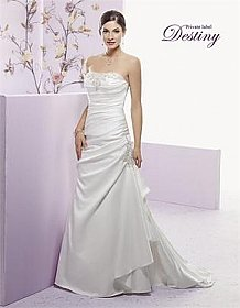 In Stock Private Label by G MA33 Wedding Dress Sz 16