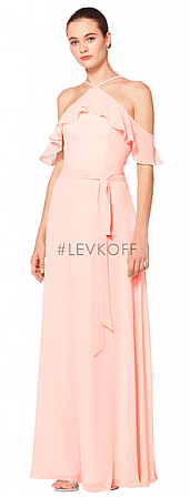 Bill Levkoff 7079 Bridesmaid Dress