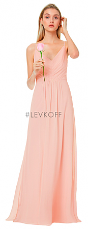 Bill Levkoff 7034 Bridesmaid Dress