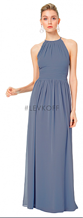 Bill Levkoff 7044 Bridesmaid Dress