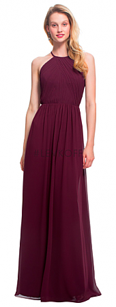 Bill Levkoff 7023 Bridesmaid Dress