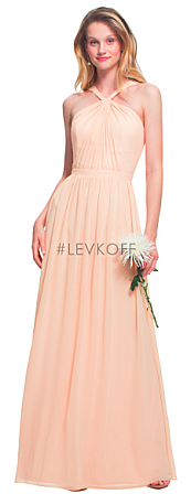 Bill Levkoff 7025 Bridesmaid Dress