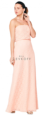 Bill Levkoff 1612 Bridesmaid Dress