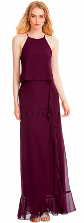 Bill Levkoff 1555 Bridesmaid Dress