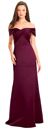 Bill Levkoff 1557 Bridesmaid Dress