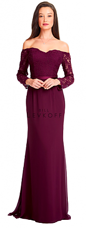 Bill Levkoff 1562 Bridesmaid Dress