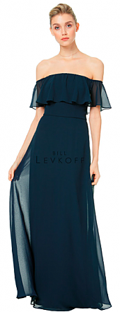Bill Levkoff 1500 Bridesmaid Dress