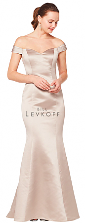 Bill Levkoff 1616 Bridesmaid Dress