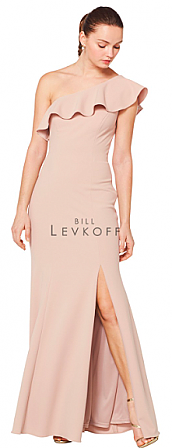 Bill Levkoff 1620 Bridesmaid Dress