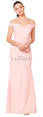 Bill Levkoff 1621 Bridesmaid Dress