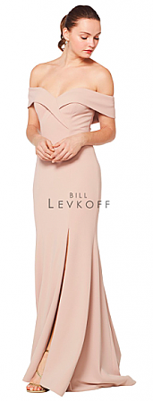 Bill Levkoff 1623 Bridesmaid Dress