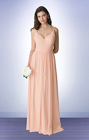 Bill Levkoff 1273 Bridesmaid Dress