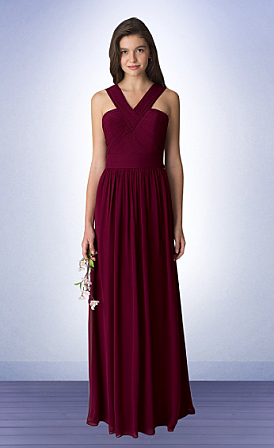Bill Levkoff 1276 Bridesmaid Dress