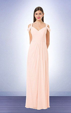 Bill Levkoff 1201 Bridesmaid Dress