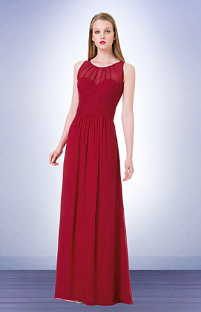 Bill Levkoff 1204 Bridesmaid Dress