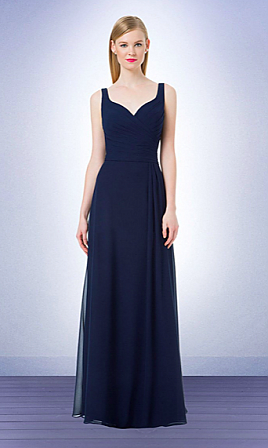 Bill Levkoff 1213 Bridesmaid Dress