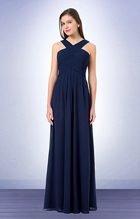 Bill Levkoff 1218 Bridesmaid Dress