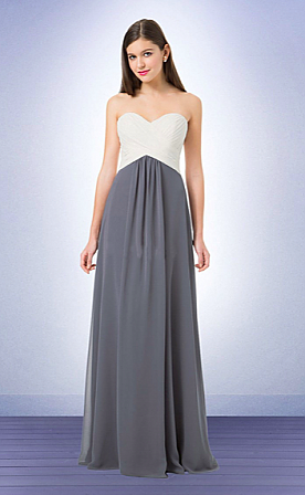 Bill Levkoff 1223 Bridesmaid Dress