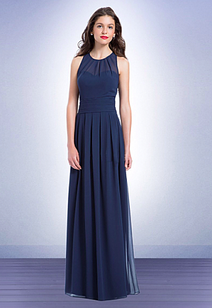 Bill Levkoff 1165 Bridesmaid Dress