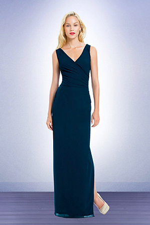 Bill Levkoff 1179 Bridesmaid Dress