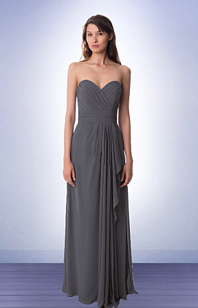 Bill Levkoff 978 Bridesmaid Dress