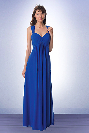 Bill Levkoff 984 Bridesmaid Dress
