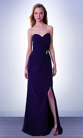 Bill Levkoff 986 Bridesmaid Dress