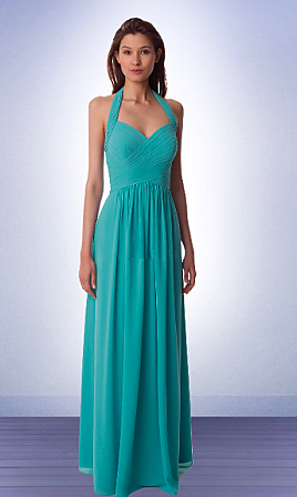 Bill Levkoff 990 Bridesmaid Dress