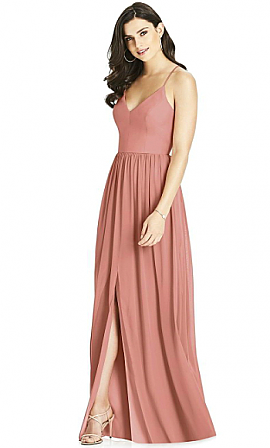 Dessy 3019 Bridesmaid Dress