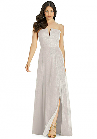 Dessy 3041LS Bridesmaid Dress