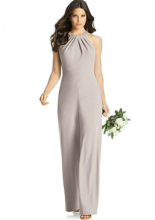 Dessy Allison Bridesmaid Jumpsuit