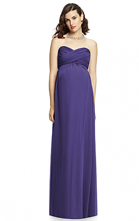 Dessy M426 Maternity Bridesmaid Dress