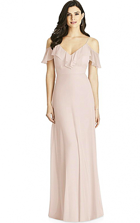 Dessy 3020 Bridesmaid Dress