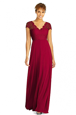 Dessy 3033 Bridesmaid Dress