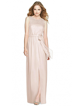 Dessy 3025 Bridesmaid Dress
